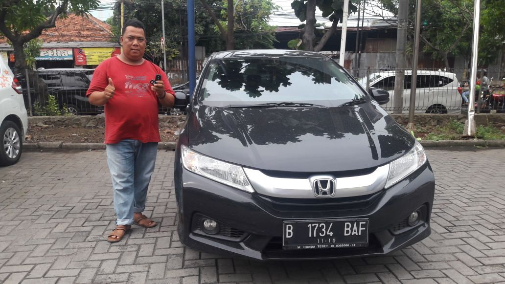Pemasangan Smart Key Honda Civiz