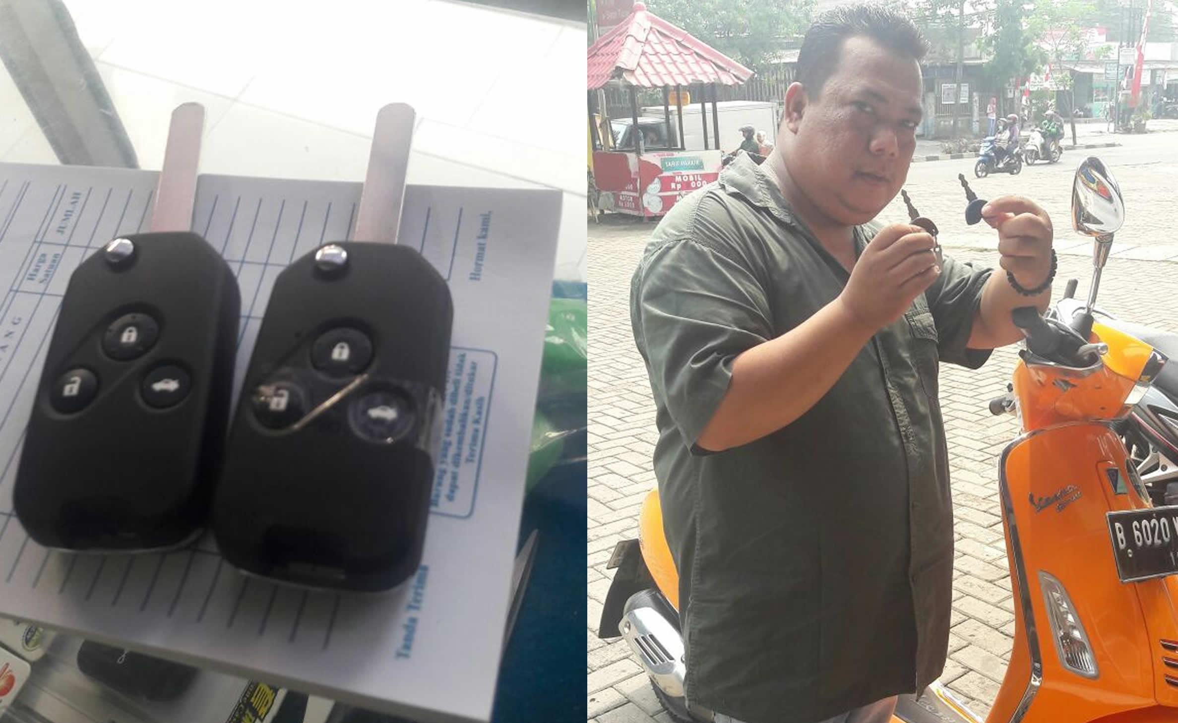 Ahli kunci mobil, service kunci mobil, perbaik kunci mobil, tukang kunci mobil tangerang